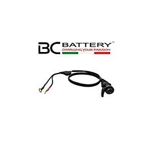 BC Battery Controller 710-FS612V Prise Allume Cigare DIN.4165 de Diamètre 12 mm pour Moto, 12 V