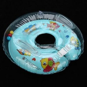 Baby Swimming Neck Float Ring Safety Aid Tube Infant Swim Bath Laps Beach Toys