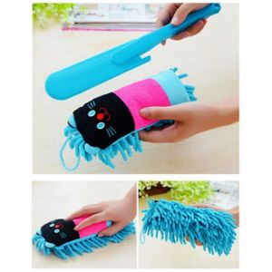 Chenille Detachable Wax Brushes Car Wash Cute Supplies Home Cleaning Brushes Office Computer Duster