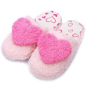 Cute Sweet Heart ndoor Slippers