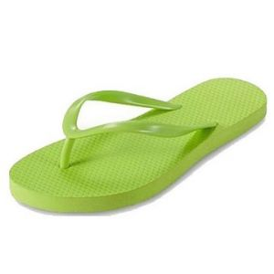 Candy Color Clip Toe Slip On Beach Outdoor Flat Slippers Flip Flops