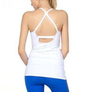 Sexy Stretch Yoga Workout Fitness Tank Tops