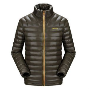 Thicken Windproof Solid Color Padded Jacket