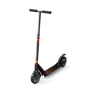 Trottinette pliable ado 175 - Noir orange