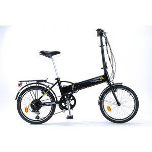 Vélo pliant à assistance électrique  20' alu e-pratic