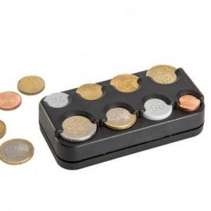 Distributeur de monnaie euro
