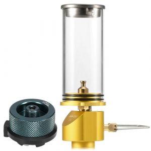 Lampe de camping pour lanterne à gaz extérieure