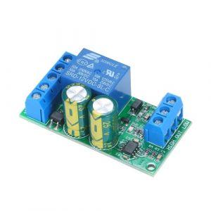 LC25A01 Module de contrôleur automatique de niveau d'eau Réservoir de poissons d'aquarium Contrôleur de niveau de liquide Capteur Indicateur Commutateur Circuit imprimé pour chargeur de maison automatique Abreuvoir 110V / 220V / 12V DC / 9V-12V AC