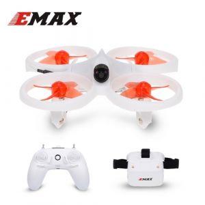EMAX EZ Pilot Drone FPV Racing Drone avec 600TVL Camera Speed 3 Niveaux Gyroscope Mise à niveau automatique Smart Height Assist avec lunettes FPV