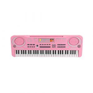 61 touches orgue électronique USB clavier numérique Piano Instrument de musique enfants jouet avec Microphone
