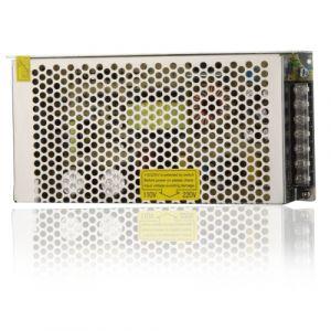LIXADA AC 110V / 220V à DC 12V 15A 180W Transformateur de tension Commutateur Alimentation pour Led Strip