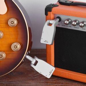 Émetteur et récepteur de système de guitare sans fil Muslady 2.4G