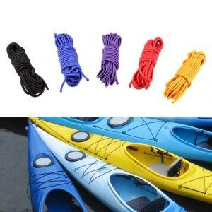 5 mètres 4mm / 5mm Kayak bateau élastique corde corde élastique