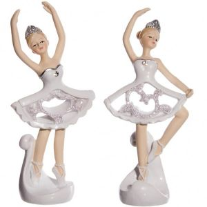 Danseuse ballerine Strass