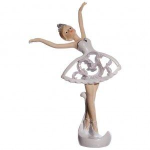 Danseuse ballerine Strass - Grand modèle