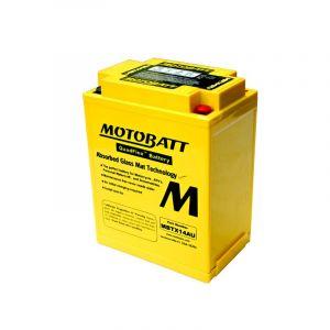 Batterie Motobatt MBTX14AU (YTX14AH-BS/YTX14AHL-BS/YB14L-A2/YB14L-B2/YB14-B2/YB14A-A2)