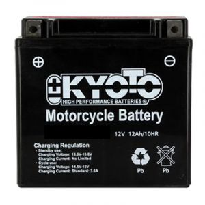 Batterie Kyoto Acide adaptable YTZ7S