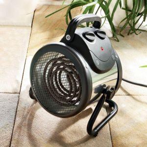 Chauffage électrique manuel Palma pour serre jusqu'à 12m² - BioGreen