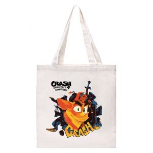 Tote Bag Crash Bandicoot 4 : It's About time