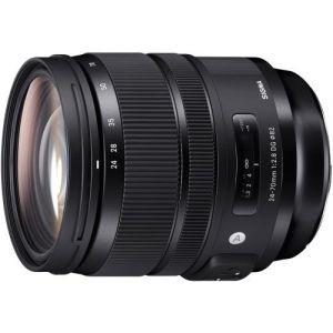 Objectif Sigma 24-70mm F2.8 DG OS HSM Art pour Canon