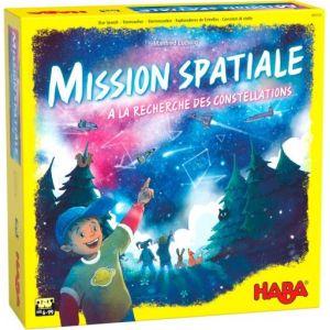 Jeu de société Haba Mission spatiale