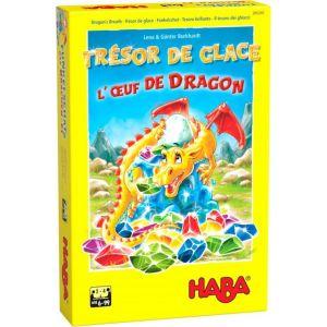 Jeu de société Haba Trésor de glace L'œuf de dragon