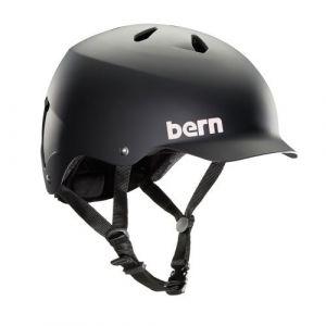 Casque de vélo Bern Watts d'été Taille L Noir