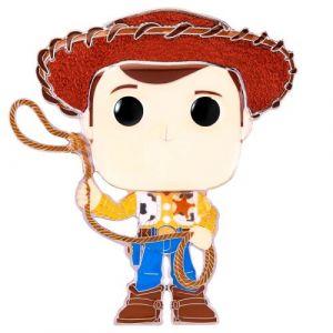 Funko Pop! Pin's Géant avec Stand 10 cm Disney Pixar Toy Story Woody