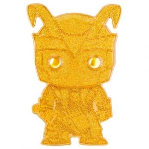 Funko Pop! Pin's Géant avec Stand 10 cm Marvel Thor Loki Chase