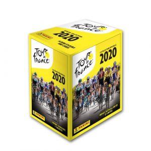Boîte de 50 pochettes Panini Tour de France