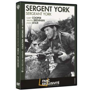 Sergent York Exclusivité Fnac DVD