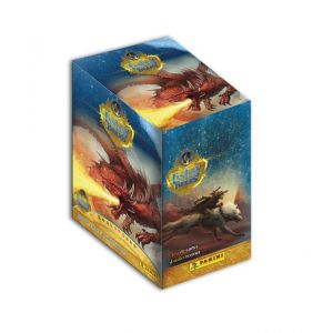Jeu de cartes à collectionner Panini Fantasy Riders 1 boîte de 50 pochettes