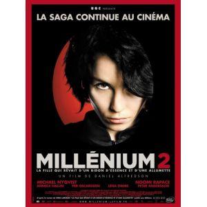 Millénium 2 : La Fille qui rêvait d'un bidon d'essence et d'une allumette DVD