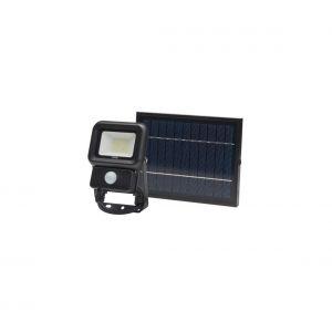 Projecteur solaire LED extérieur avec capteur LED/10W/3,7V 6500K IP65