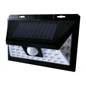Applique solaire avec détecteur LED LED/5W IP65