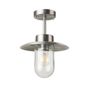 Top Light NORDIC S - Plafonnier extérieur 1xE27/60W/230V IP44