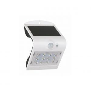 Applique solaire avec détecteur LED LED/2W IP65