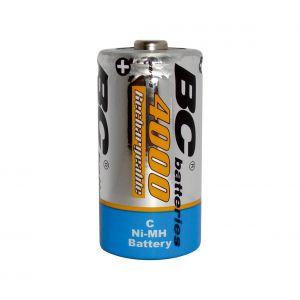 Pile rechargeable NiMH C 4000 mAh 1,2V