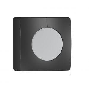 STEINEL 011680 - Détecteur crépusculaire extérieur NM5000-3 AP COM1 noir IP54