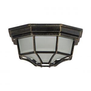 Rabalux 8376 - Plafonnier extérieur MILANO 1xE27/100W/230V IP44