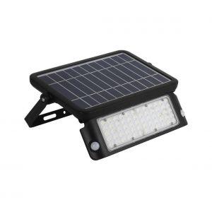 Projecteur solaire LED avec capteur LED/10W/3,7V 4000K IP65