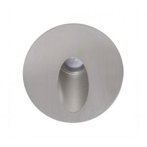 luminaire extérieur LED d'escalier ESPO LED/3W/230V Chrome mat IP54
