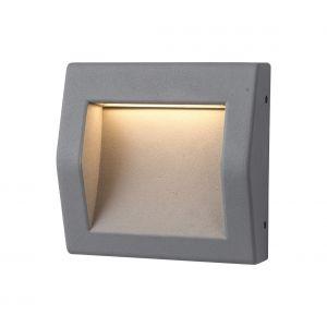luminaire extérieur LED d'escalier WALL LED/6W/230V IP54