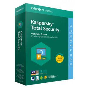 Kaspersky Total Security (1 Device - 1 Jahr) MD
