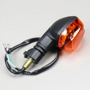 Clignotant adaptable Generic Trigger, Ride Thorn, KSR... (avant gauche/arrière droit) cabochon orange