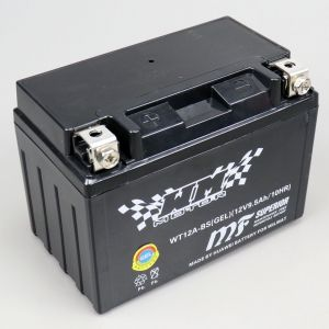 Batterie YT12A-BS gel scooter Kawasaki, Kymco