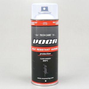 Vernis haute température 800° Voca Racing transparent (400ml)