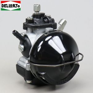 Carburateur Dellorto SHA 16.16G graissage et starter manuel