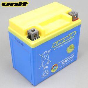 Batterie Unit YTX5L-BS 12V 5Ah gel Derbi DRD Pro, Malaguti Drakon, Booster, Trekker, Agility...