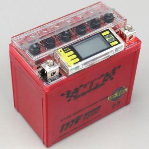 Batterie intelligente YTX5L-BS 4 Ah 12V gel Derbi DRD Pro, Malaguti Drakon, Booster, Trekker, Agility...